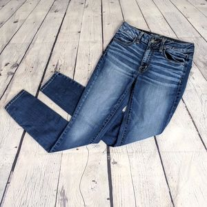 American Eagle Outfitters Hi-Rise Jegging Jeans 6